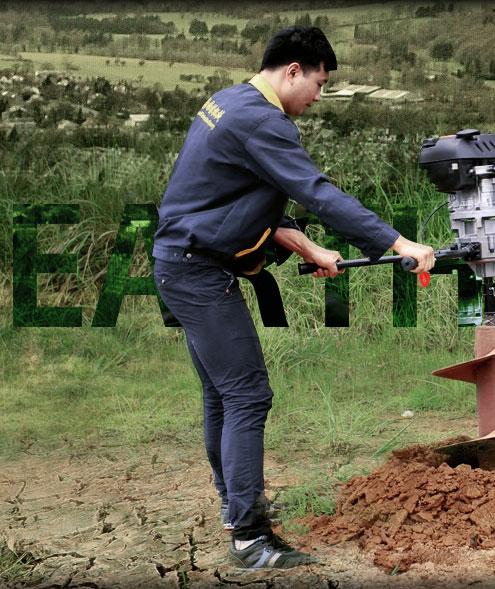 Yongkang Legend Garden Machinery Factory - Earth auger,Ice Auger
