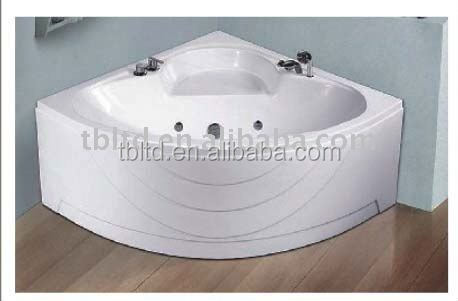Single Slipper Cast Iron Bath with Skirt/Massage bathtub