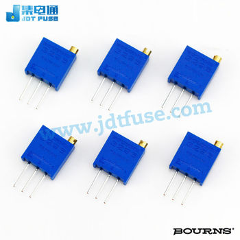 Brilliant Bourns 3296W 1 504Lf 3296W 500K Ohms Wire Wound Potentiometer Buy Wiring Cloud Hisonuggs Outletorg