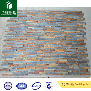 Good quality cultured stone for exterior wall for promotion