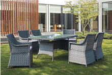 4 Person dining table & chairs garden furniture outdoor furniture