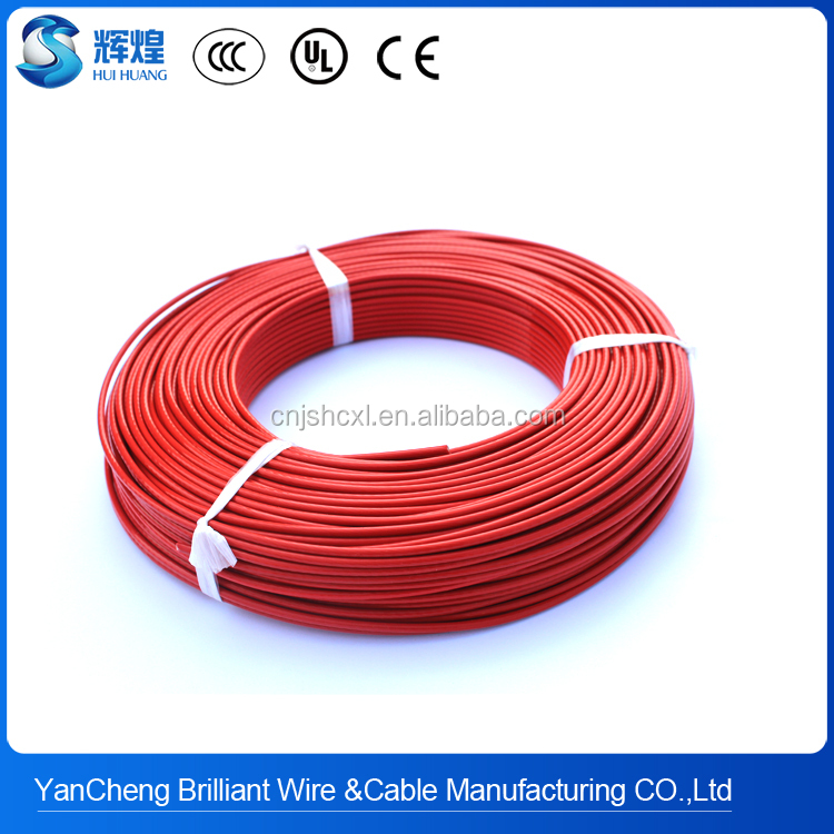 Teflon tape insulation 8awg braided heating use wires