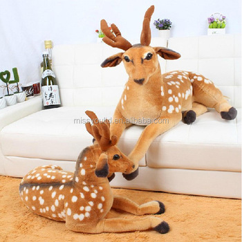 christmas stuffed reindeer toys reindeer stuffed animals - Christmas Stuffed Animals