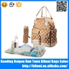 Alibaba hot selling multifunction tote mummy bag travel baby mommy diaper bag China