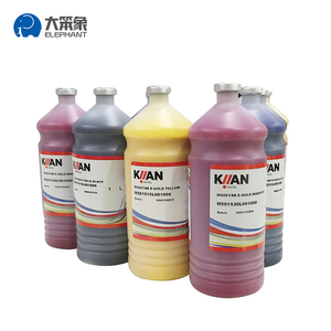 transfer print sensient dye sublimation ink for Mimaki Mutoh Roland