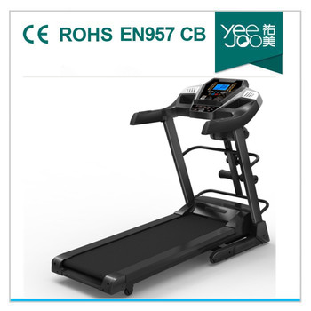 Yeejoot New Product Ce Cb En Rohs Home Use Motorized - Small treadmill for home