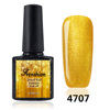 uv led nail salon spa products shiny gold silver Royal Jewel Gel Polish
