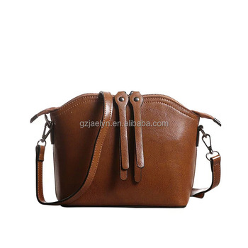 bbe3e45bb6 top quality genuine leather bags fashion designer vintage women handbags  Burnished leather bags