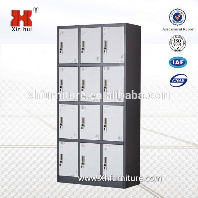 No MOQ Henan 12 Door Barcode Locker for Shopping Mall