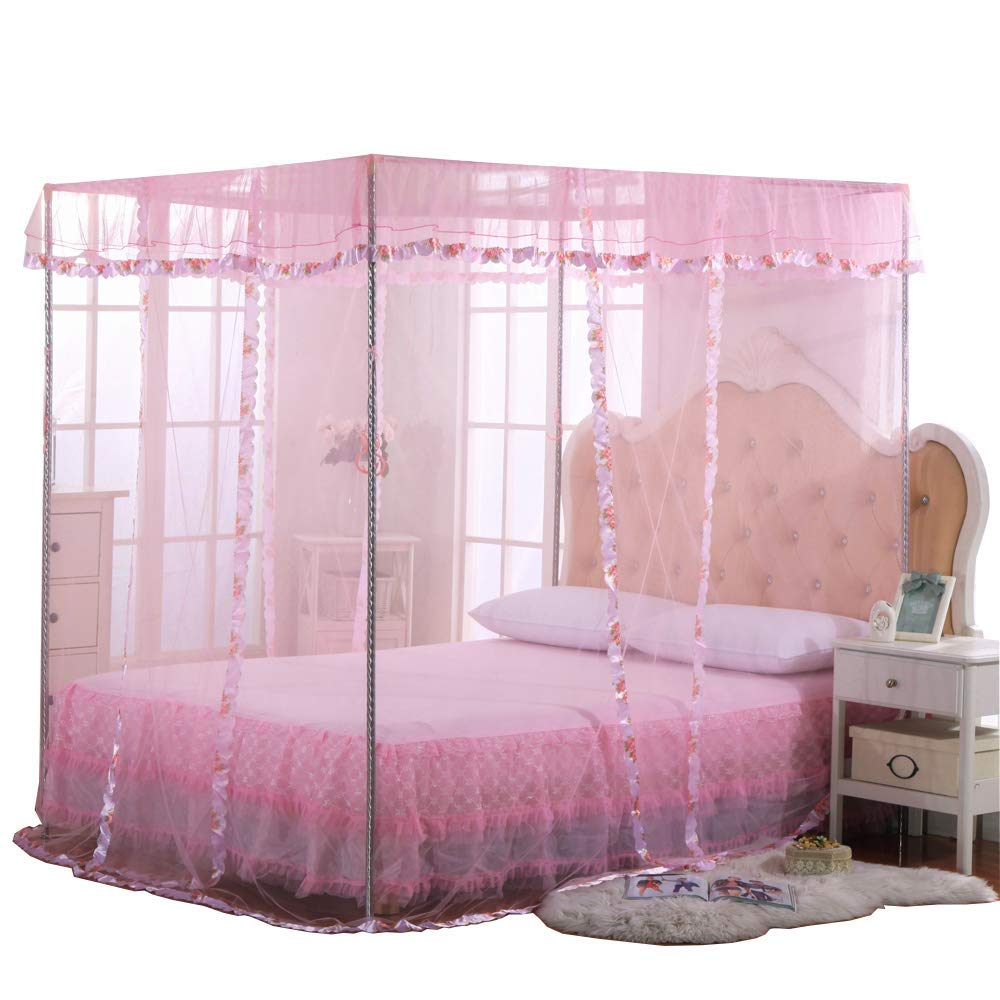 Jqwupup Mosquito Net For Bed 4