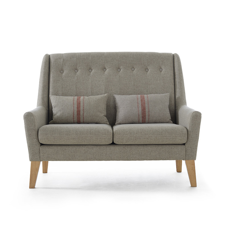 Mini Sofa Verso Mini Gray Sectional Sofa By Skyler Designs