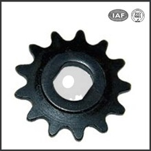 stainless steel pinion gear for paper shredder