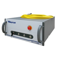 1000W raycus fiber laser power source for fiber laser cutting machine