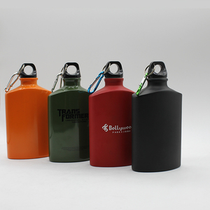 Best Price Custom Aluminum Sports Drinking Water Bottle Manufacturing