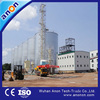 ANON Fully Automatic Galvanized Paddy Storage Silo