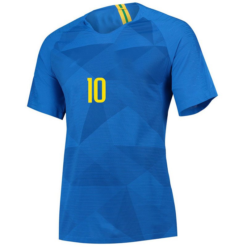 OEM Custom Green American Football Jerseys Soccer Jersey, Football Shirt Maker Ronaldo Football Soccer Jersey 2019