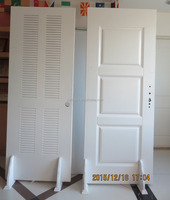 safety outside doors with half lite glass 36