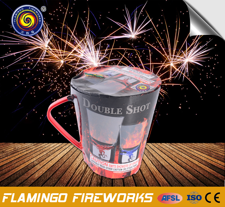 "Short time delivery 13"" fountain fireworks"