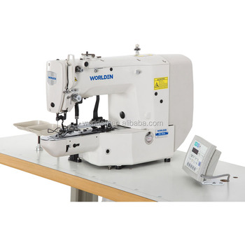 Wd 40a New Low Price High Quality Electric Direct Drive Button New Button Sewing Machine Price