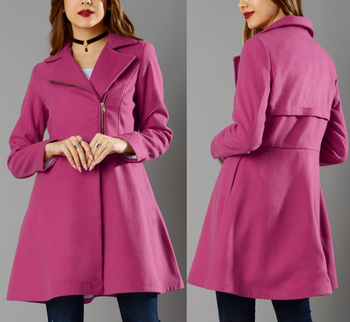 91cc6671dec65 Modern Girls Fashion Coat Hot Sell Women s Coat Sport Coat - Buy ...
