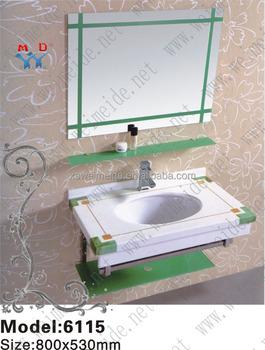 Umwelt Keramik Für Luxus Badezimmer Gebrauch Kunst Marmor Waschbecken  Keramikbecken