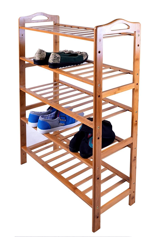 High Quality slanted shoe shelf 5