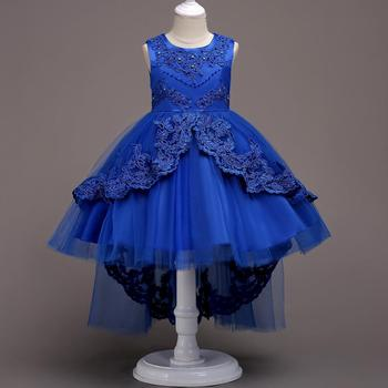 Hao Baby Latest Girl Dress Of 9 Year Old Kids Wedding Dresses Smart Casual For