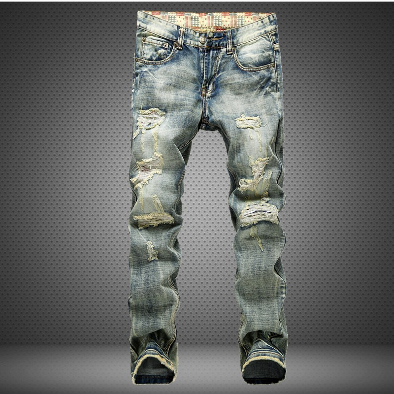 Ripped Jeans Men, Ripped Jeans Men Suppliers and Manufacturers at ...