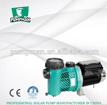 Tssp 48v Dc Brushless Motor Swimming Pool Pump Three Phase
