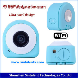 Full HD 360 Degree Camera VR 3D Sports Mini DV WiFi 16MP 4K Action Camera