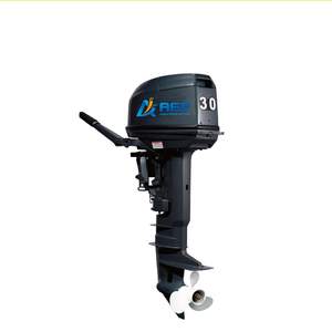 Big size boat engine best outboard air cooling motor