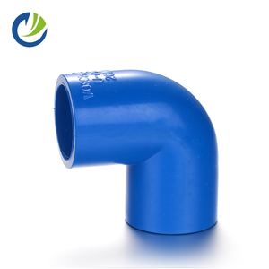 china manufacturing GB standard plastic pipe fitting pvc fitting pipe 90 degree elbow