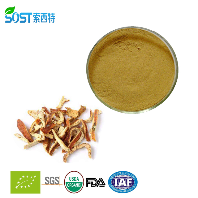 Wholesale and organic Dried tangerine peel extract