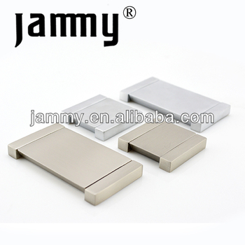 Bedroom Furniture Hardware Hidden Door Handle,Zinc Alloy Chrome ...