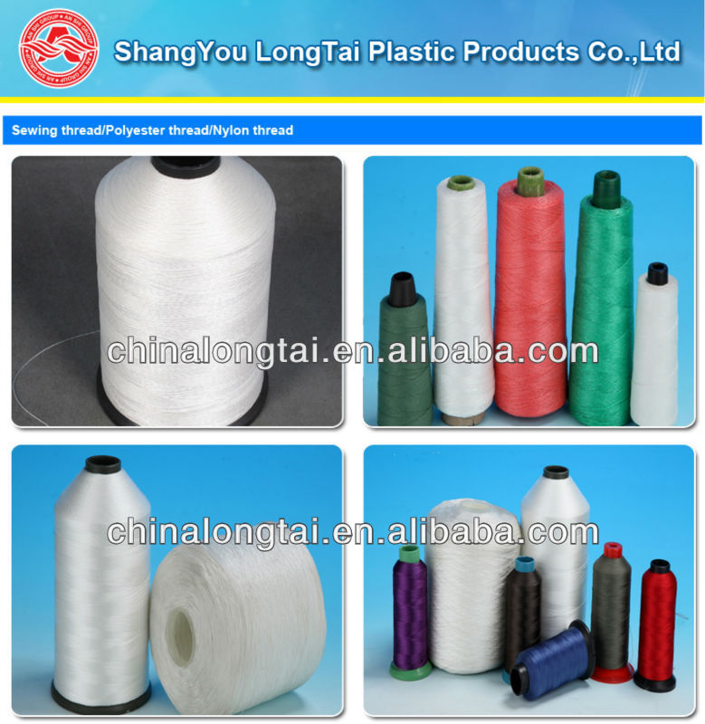 best quality nylon bonded sewing thread