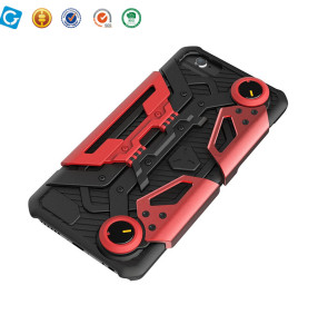 Compatible Crab Smart Phone Game Cases for iPhone 6, 7 ,8,7 Plus,8 Plus with Foldable Stand and Phone Holder for Mobile Gaming