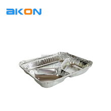 3 Compartment Disposable Aluminum Foil Plates 3 Compartment Disposable Aluminum Foil Plates Suppliers and Manufacturers at Alibaba.com  sc 1 st  Alibaba & 3 Compartment Disposable Aluminum Foil Plates 3 Compartment ...
