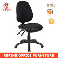 high back ergonomic fabric office swivel chair no arms RF-Z009F