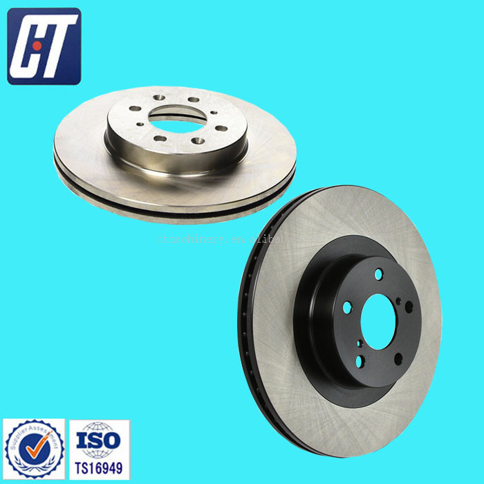 240mm oversize 320mm disc brake rotor cover for cutting machine