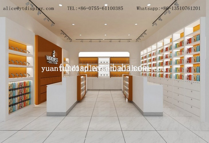 Mobile phone shop interior design mobile shop counters for for Mobile furniture design