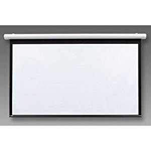 "Salara/Series M Contrast White Electric Projection Screen Size/Format: 93"" / 15:9"