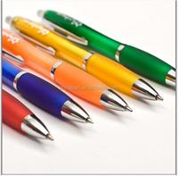AA8001 rainbow color plastic ball pen / Office & School Supplies