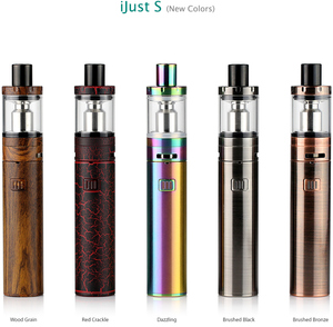Alibaba china 100% original Eleaf ijust s kit electronic cigarette hot selling in china market