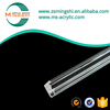High grade transparent pc profile cover for led tube