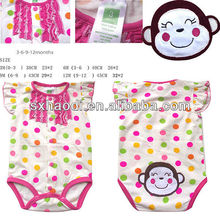 fine workmanship of baby clothing baby rompers baby clothes