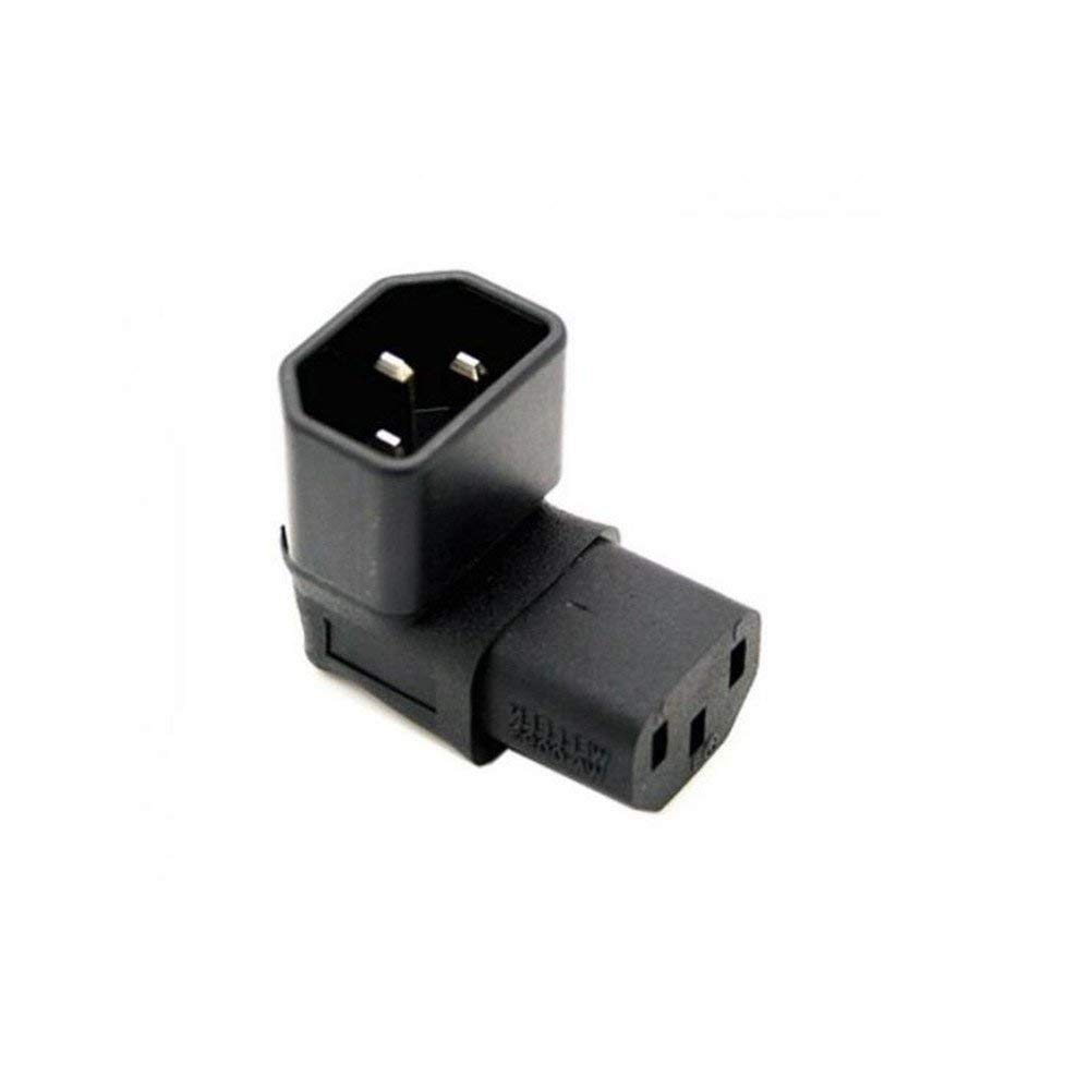 Cheap Iec Power Adapter Find Deals On Line At Iec320 C14 Wiring Plug C13 Connector C15 Computer Socket Get Quotations 320 To C13golbalma Down 90 Angle Pdu Ups