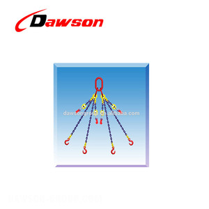 single double 3/4 legs chains with high quality tensile strength
