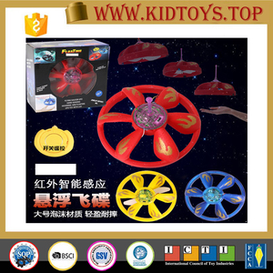 Recommend Induction Flying Flash UFO Ball Toys with controller in 2018