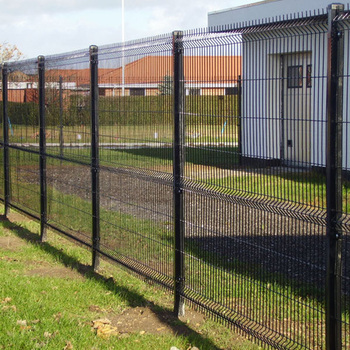Professional Factory Black Welded Wire Fence Mesh Panel Prices - Buy ...