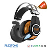 Gaming Headset 7.1 Virtual Surround Sound USB Over-Ear Headphones With Mic For PC/PS4/Gamer/Skype/Mobile/Mac/Tablet/Sounds Music